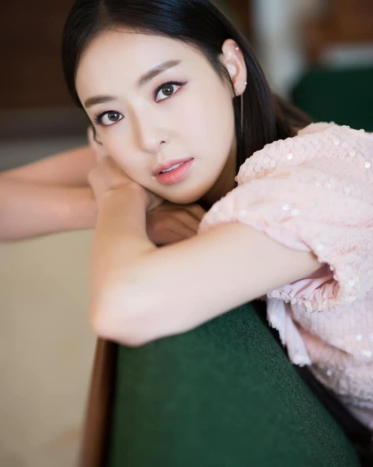 chân dung Lee Da Hee