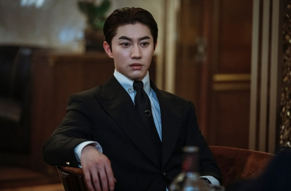 Kwak Dong Yeon trng phim vincenzo