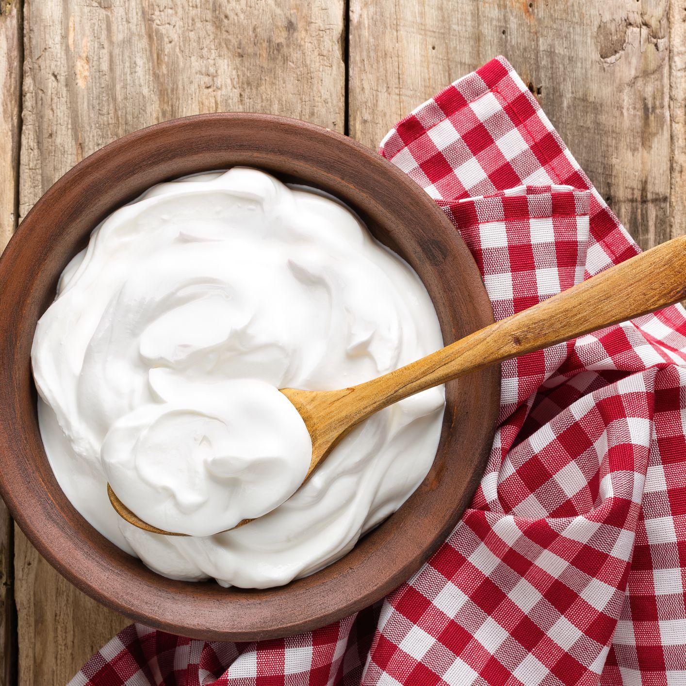 sữa chua - thực phẩm dinh dưỡng