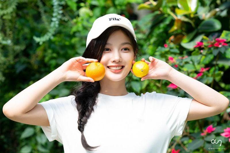 Kim Yoo Jung ở tuổi 22
