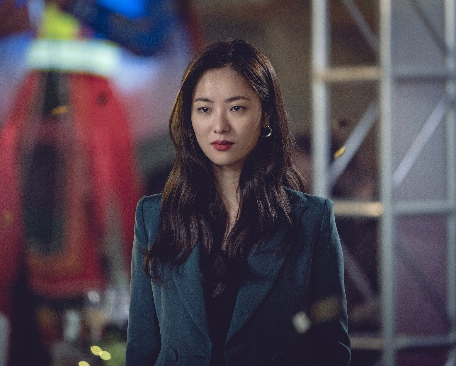 Jeon Yeo Bin - nữ vai chính phim vincenzo