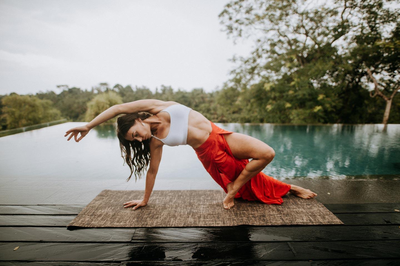 giảm mỡ toàn thân - tập yoga
