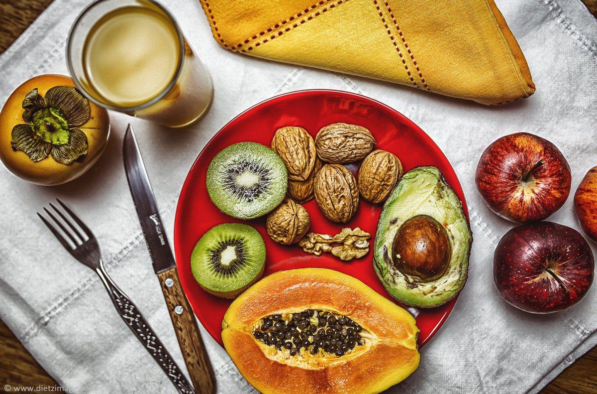 giảm mỡ toàn thân - ăn trái cây