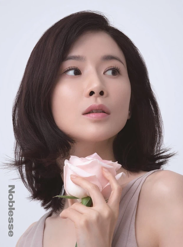 nhan sắc của Lee Bo Young