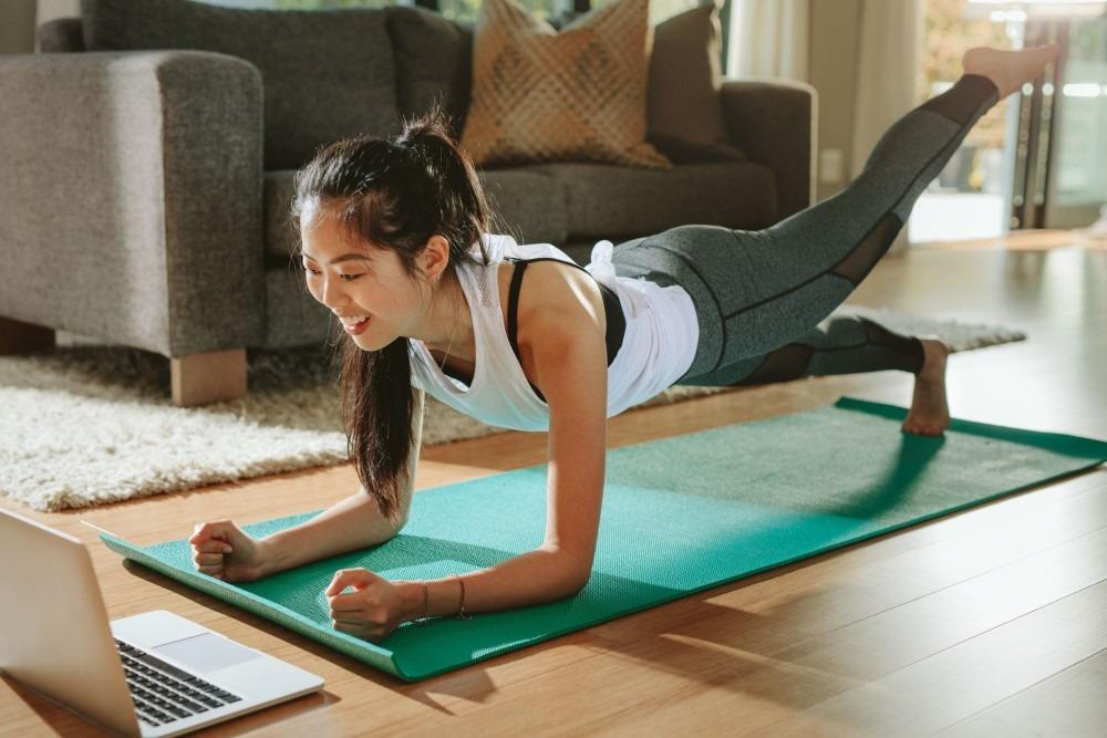 Để thấy được sự cải thiện, bạn cần tập luyện các bài tập thể dục mỗi ngày