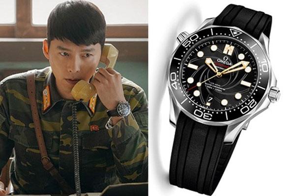 đồng hồ của Hyun Bin trong phim hạ cánh nơi anh