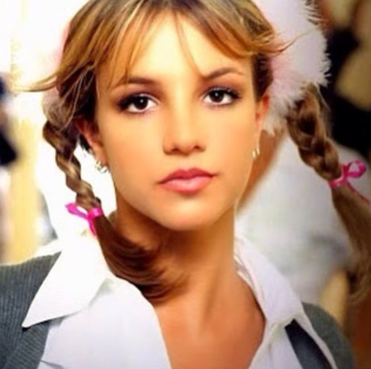 Britney Spears ngọt ngào