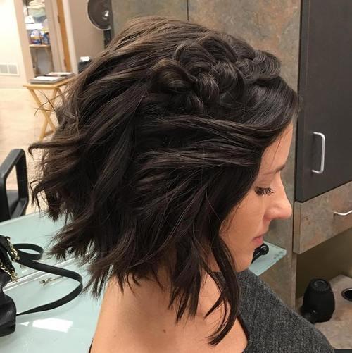 Bím tóc một bên