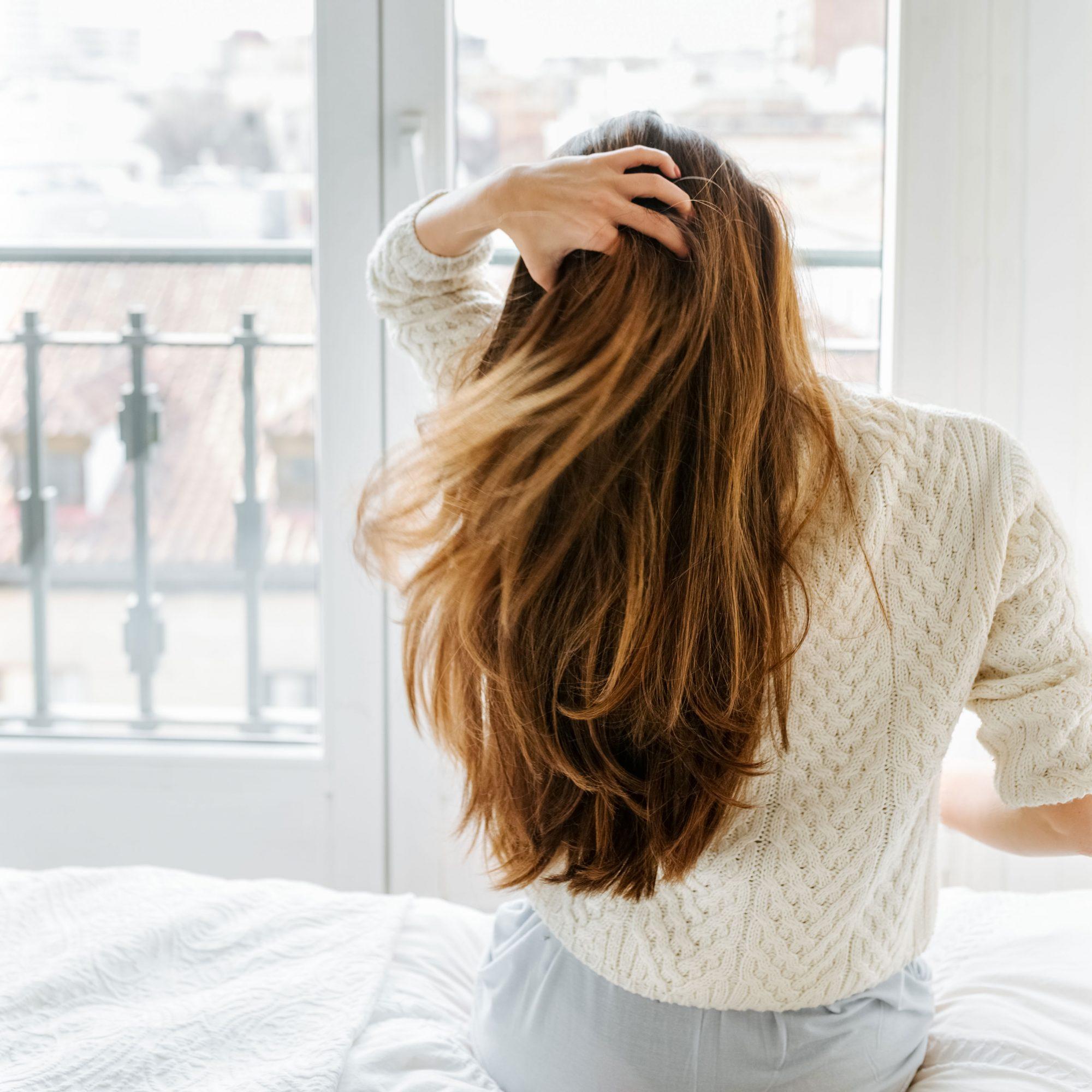 cách cải thiện tình trạng tóc