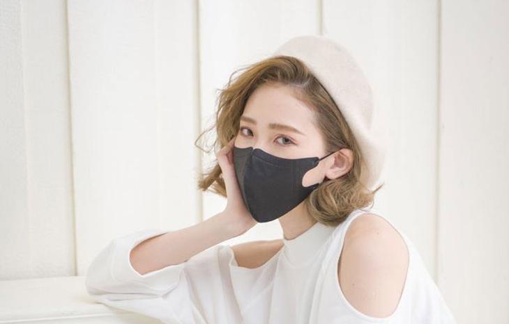 chọn chất liệu khẩu trang để tránh maskne