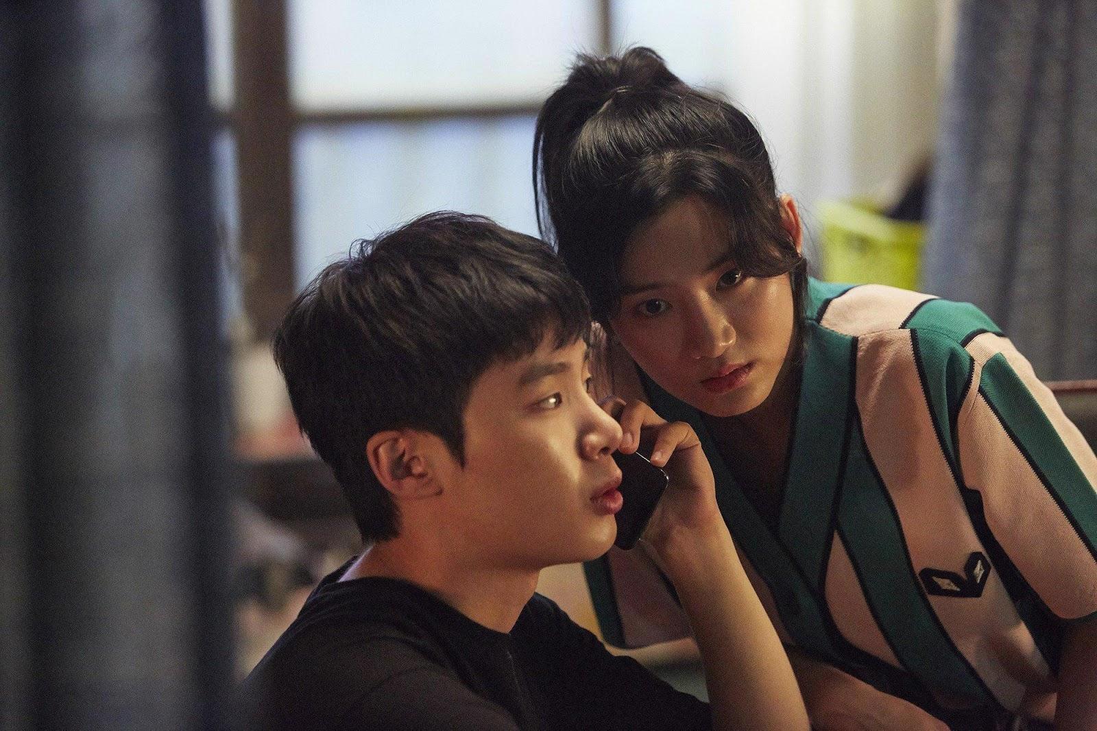 nữ diễn viên Park Joo Hyun