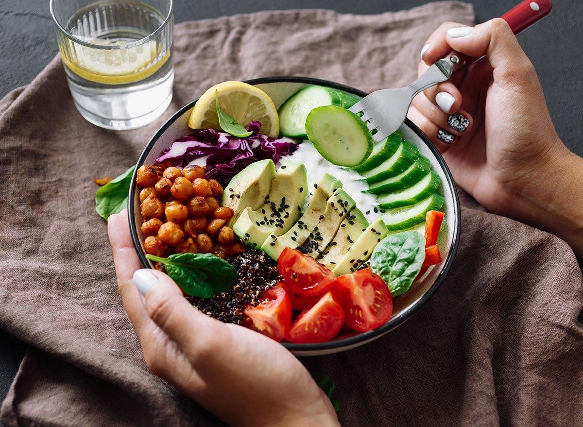 Thực đơn eat clean giảm cân ngày 3