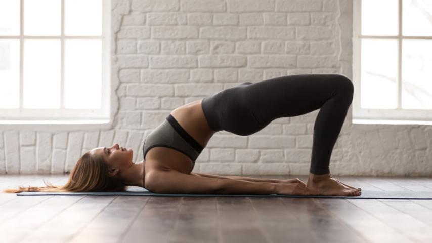Bài tập yoga tăng sức đề kháng