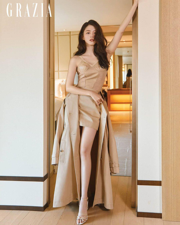 Han So Hee trong Nevertheless