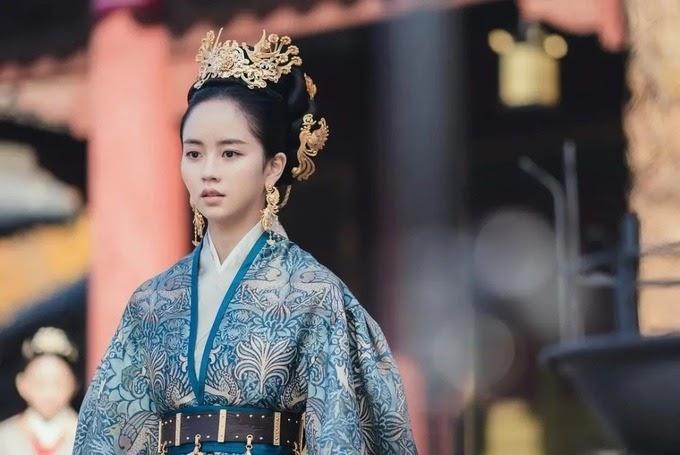 kim so hyun - nàng công chúa trong phim river where the moon rises