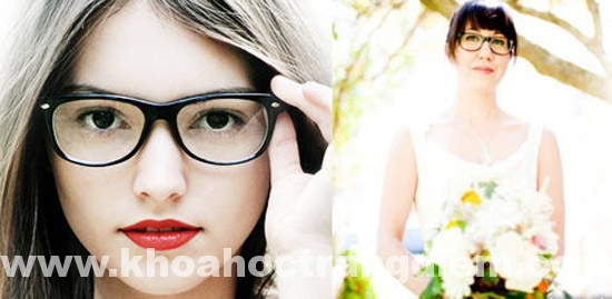 Hướng dẫn cách trang điểm mắt khi đeo kính (P1.)
