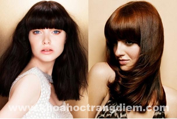 Hướng dẫn cách trang điểm theo kiểu tóc