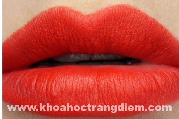 Hướng dẫn cách trang điểm môi với những màu son được yêu thích nhất mùa valentine(p1.)