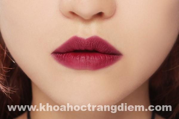 Hướng dẫn cách trang điểm môi với những màu son được yêu thích nhất mùa valentine(p2.)