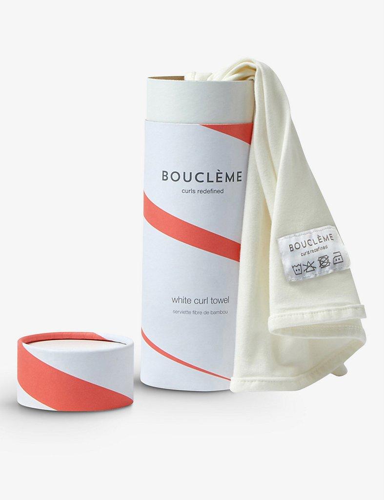 Khăn quấn tóc Bouclème Curl Cotton-Blend Towel