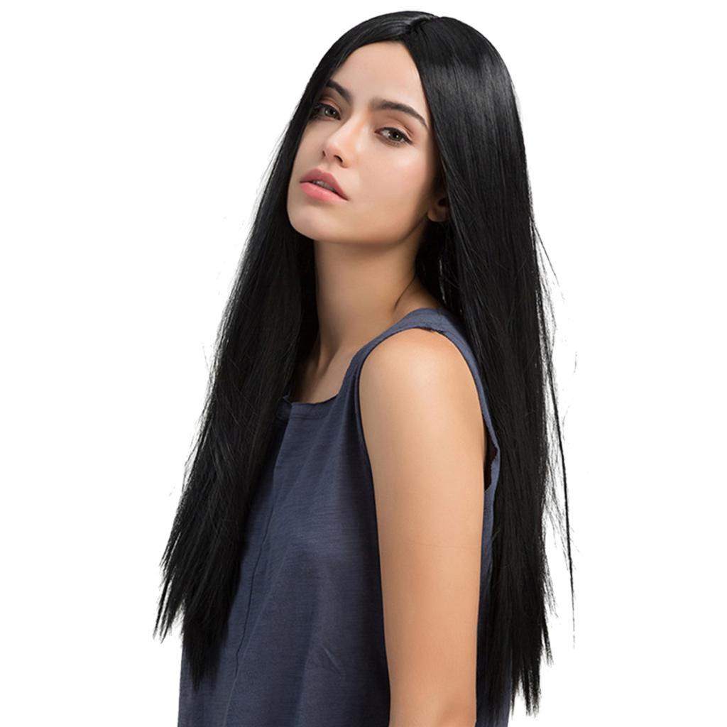 Kiểu tóc thẳng dài