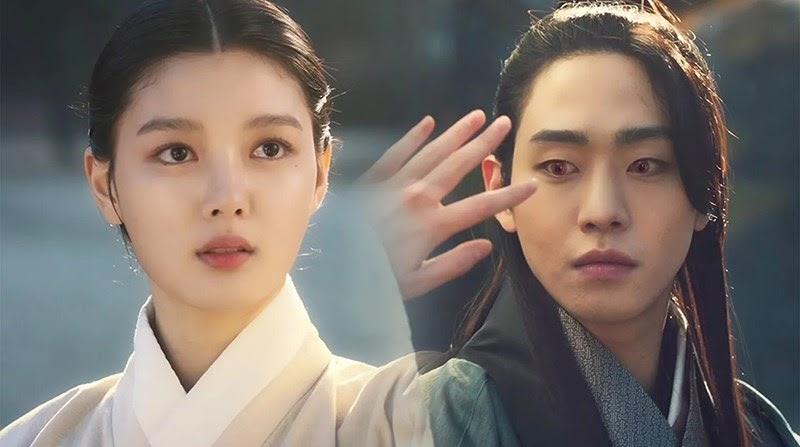 Kim Yoo Jung và Ahn Hyo Seop