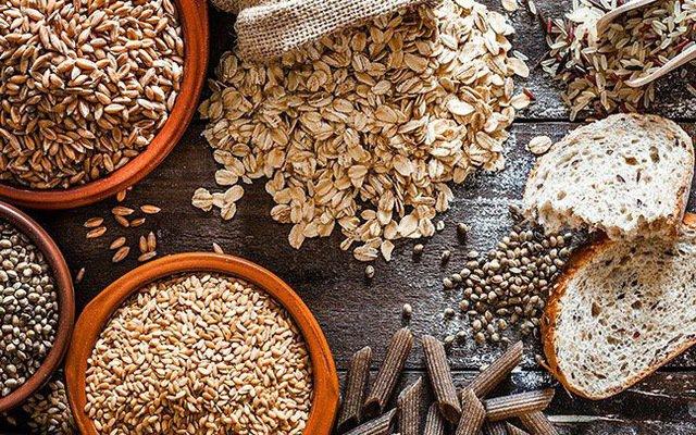 Các món ăn giảm cân tốt nhất - ngũ cốc nguyên hạt