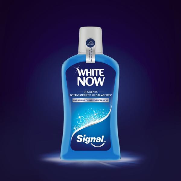 Nước Súc Miệng White Now Signal