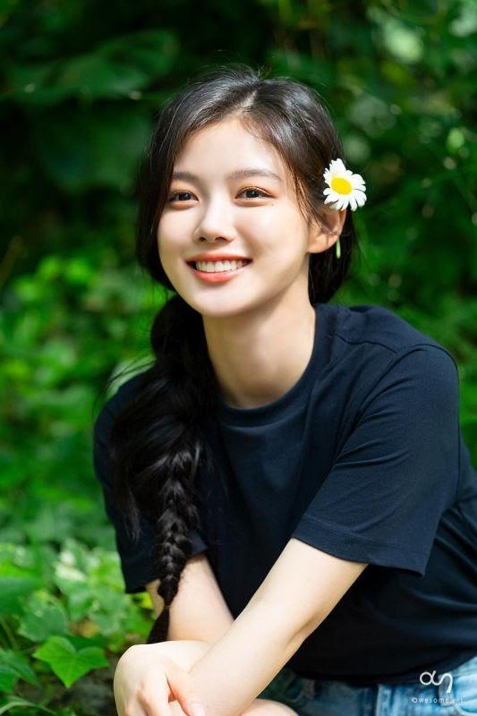 vẻ đẹp trong sáng của Kim Yoo Jung Phim Red Sky