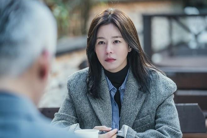 Kyung Soo-jin trong phim mouse