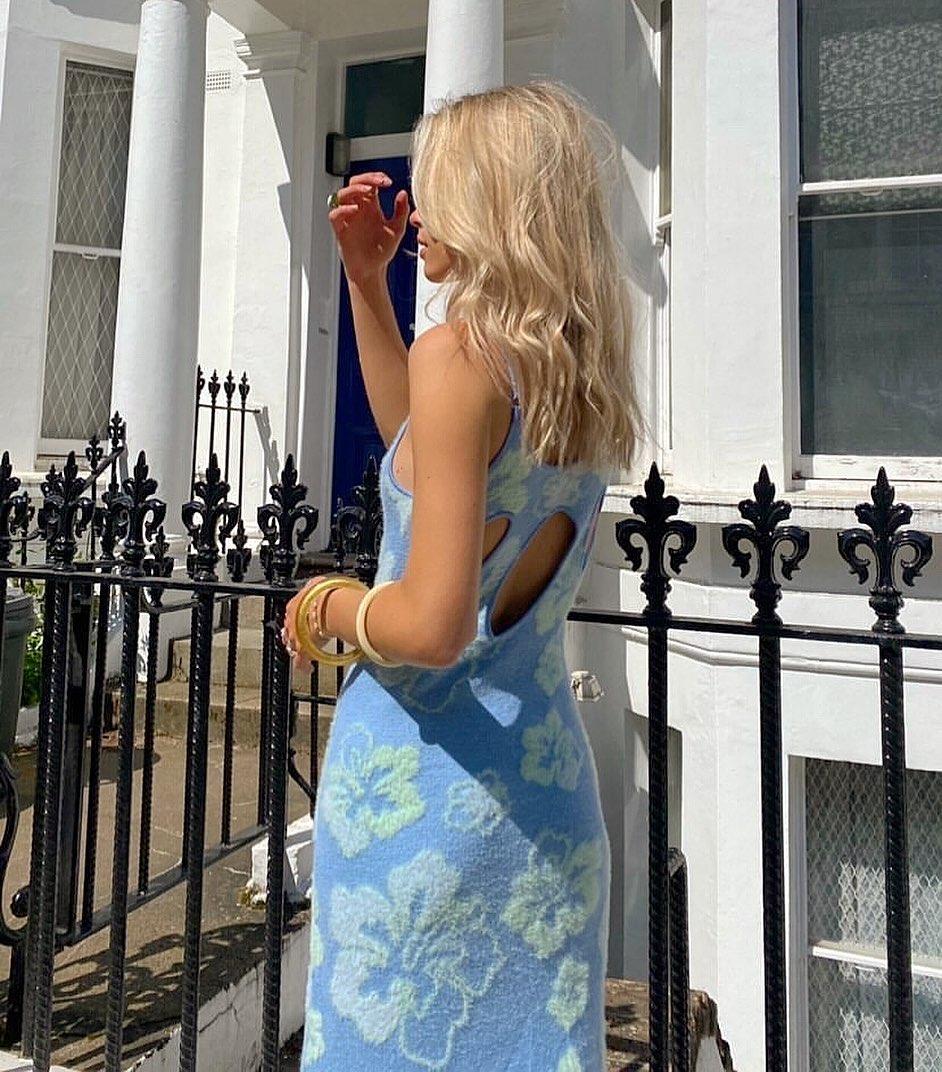 Sắc màu rực rỡ của thời trang xuân hè