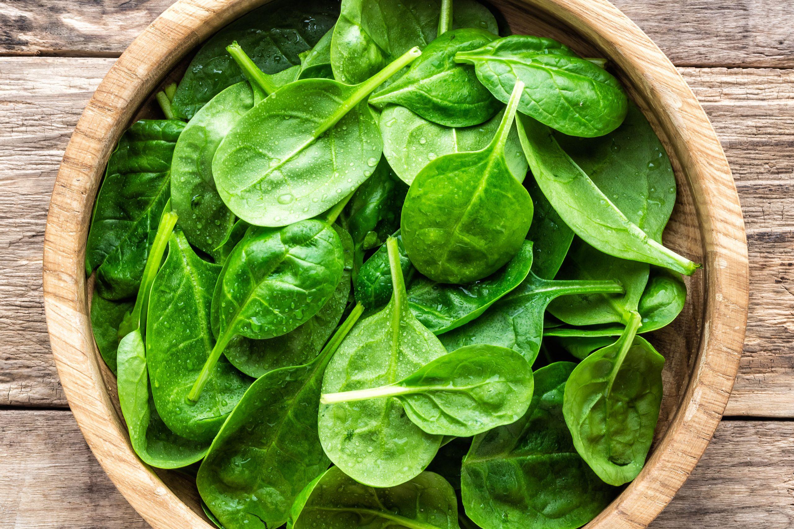 Bổ Sung Vitamin từ rau