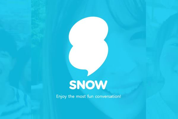 app selfie đẹp snow