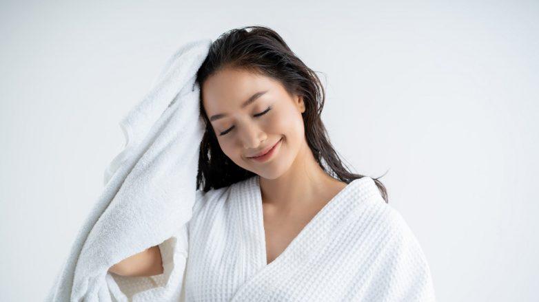 Sử dụng sản phẩm gội nhuộm cho tóc