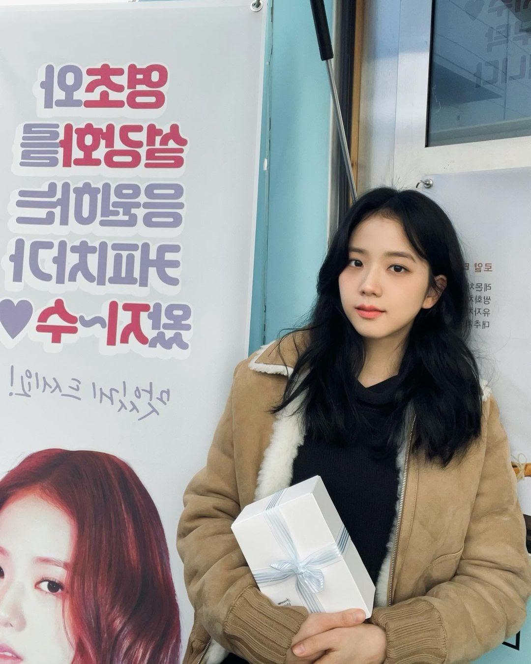 Jisoo - vai chính đầu tiên trong phim Snowdrop