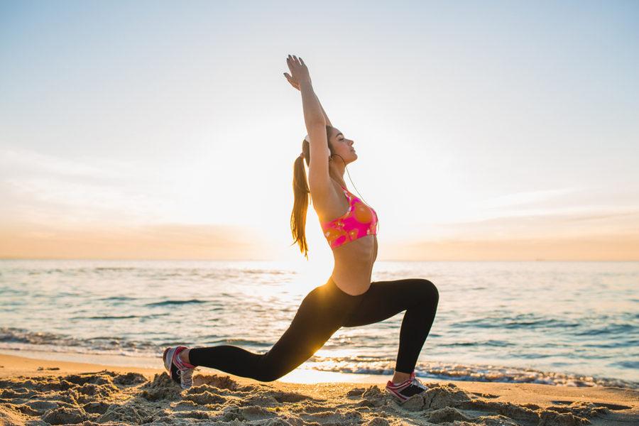 Tập thể dục vào buổi sáng