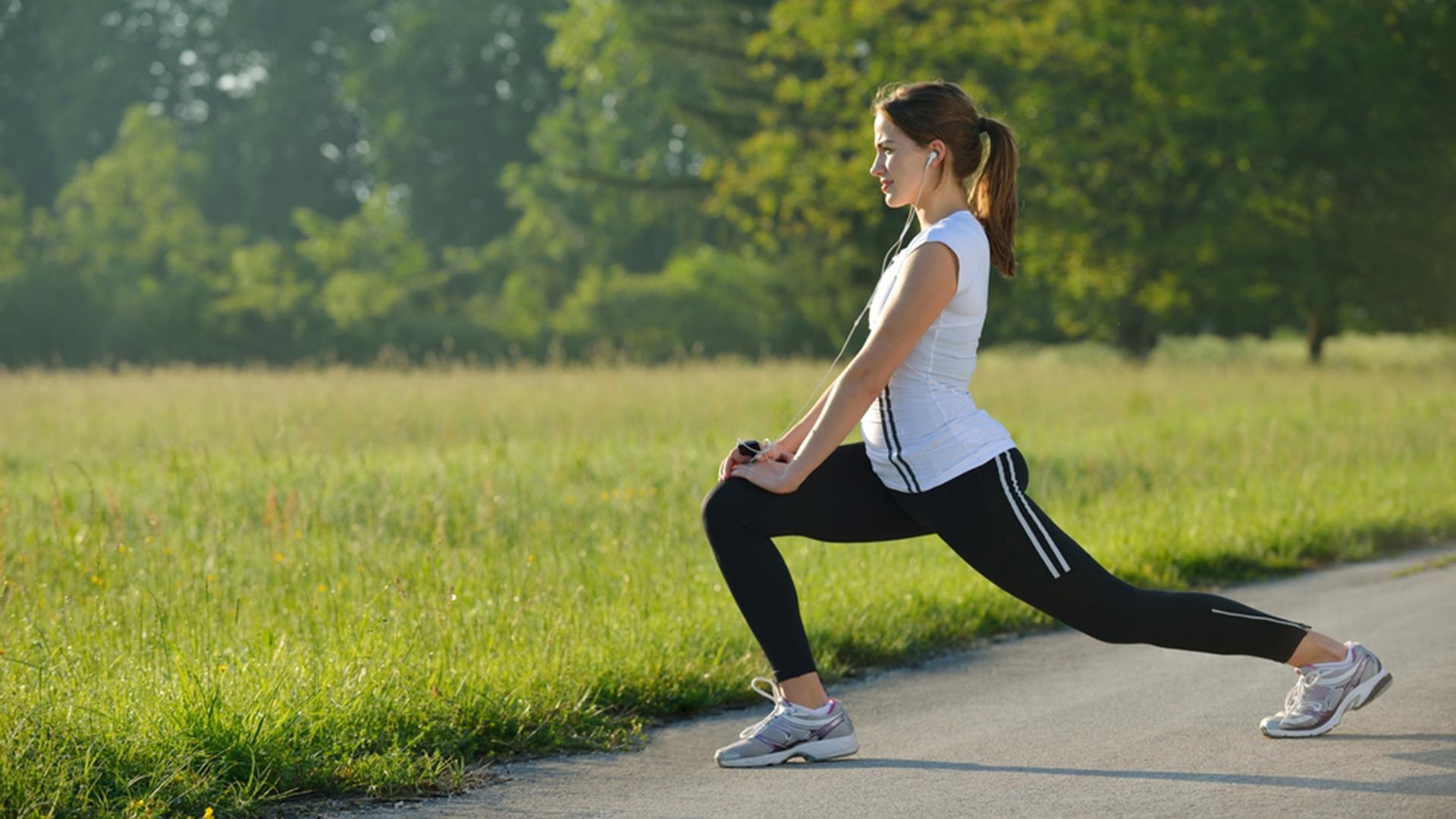Giảm cân là lý do chính bạn nên tập thể dục