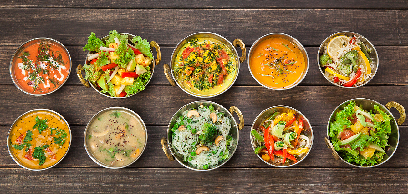 Thực đơn ăn kiêng kiểu Ấn Độ - chất béo nên có