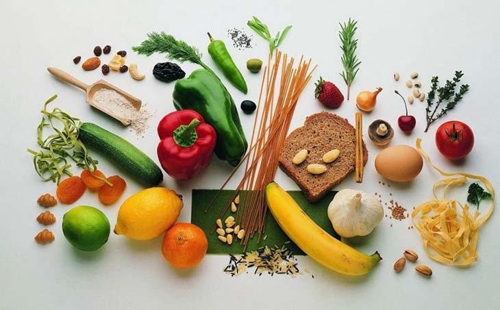 Thực phẩm nên ăn khi ăn chay