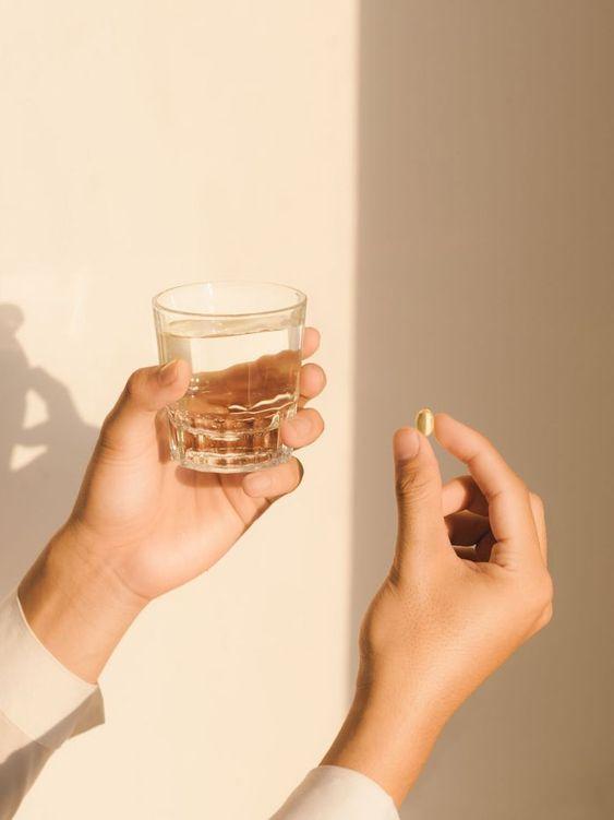 Viên uống cấp nước cho da
