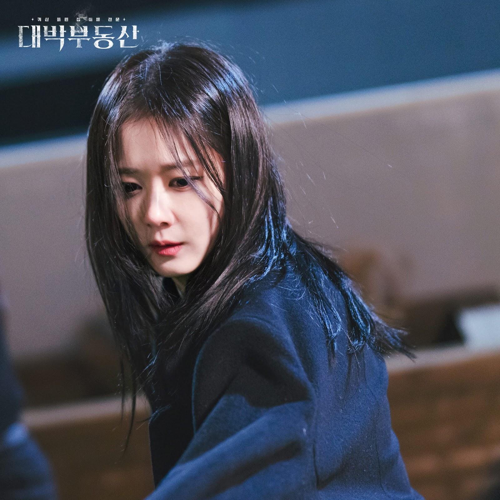 Jang Na Ra trong bất động sản trừ tà