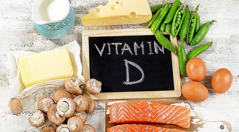 Lợi ích của vitamin D