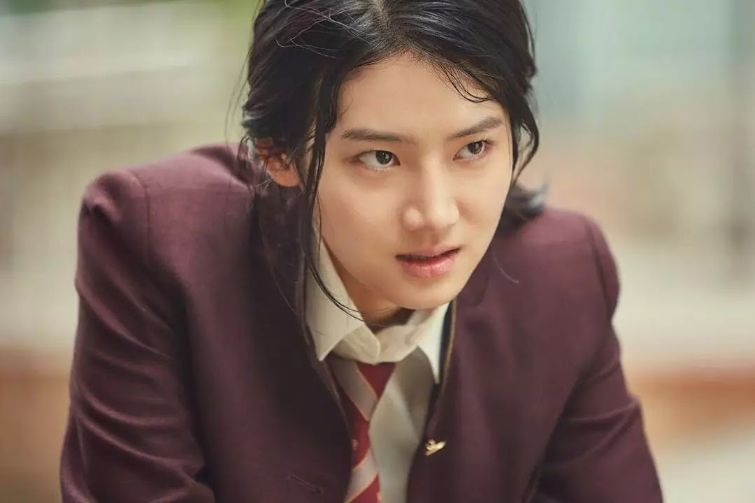 Park Joo Hyun - nhân vật Bae Gyu Ri trong phim Extracurricular