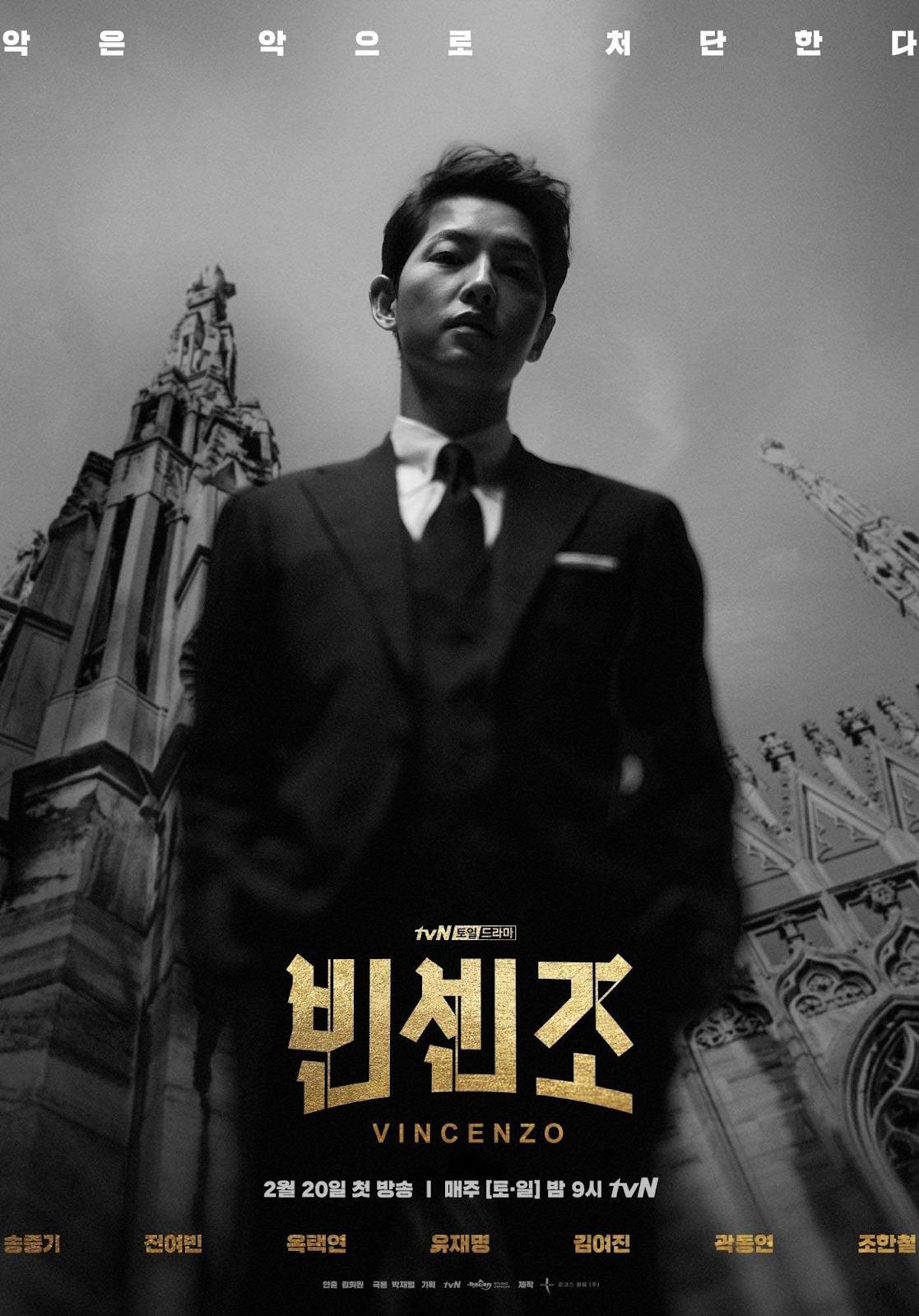 Song Joong Ki - phim vincenzo